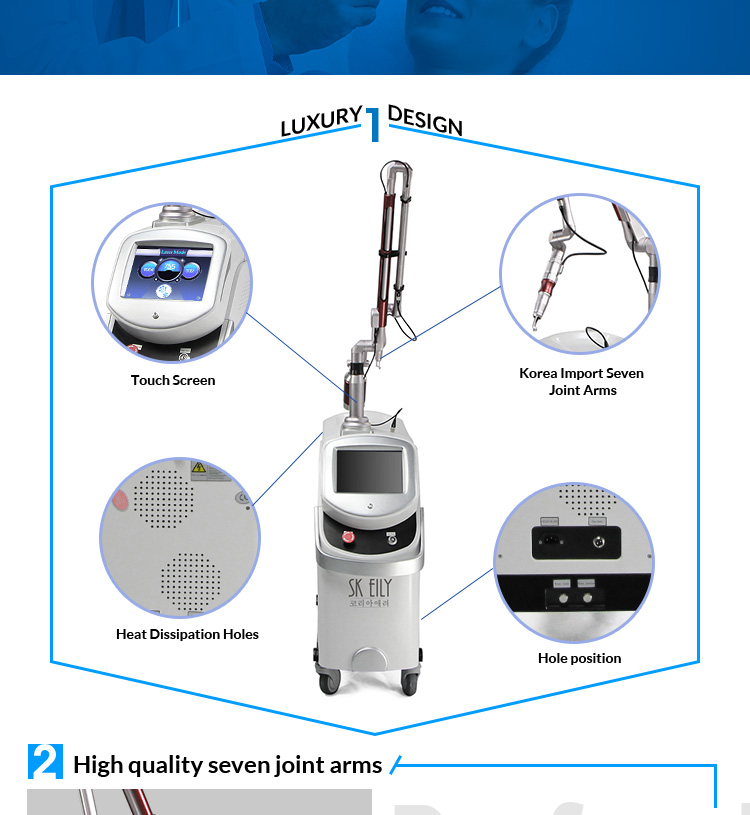 Washing tattoo birthmark removal picosecond q-switched laser machine