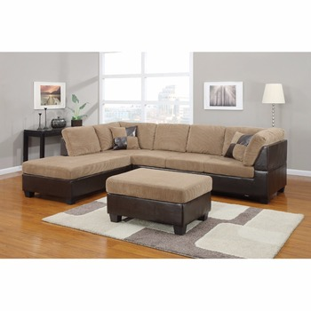 Furniture Living Room L Shaped Sofa Luxury 7 Seater Sofa Set Buy