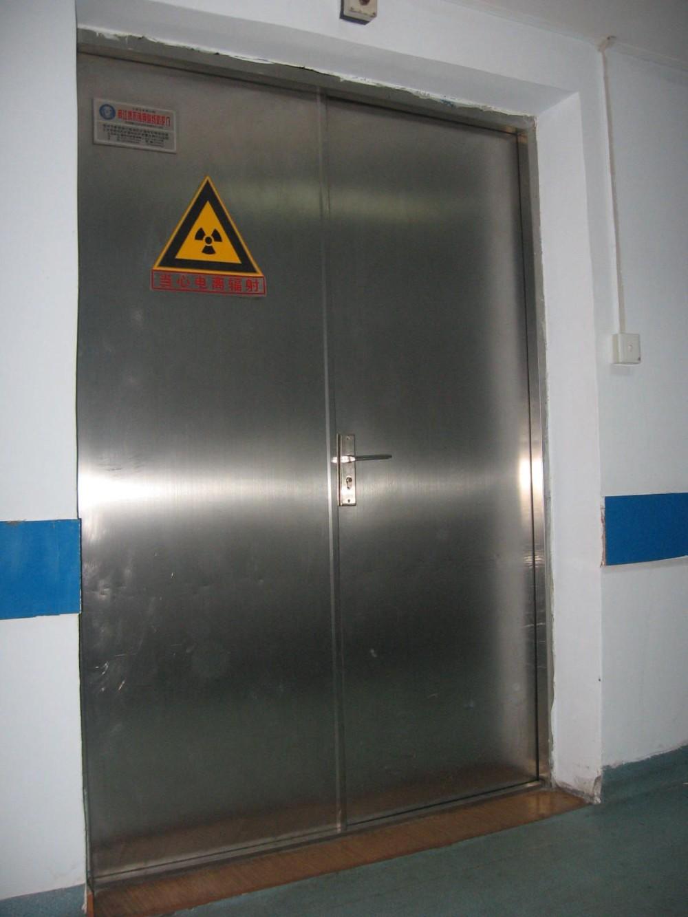 Lead Door For X