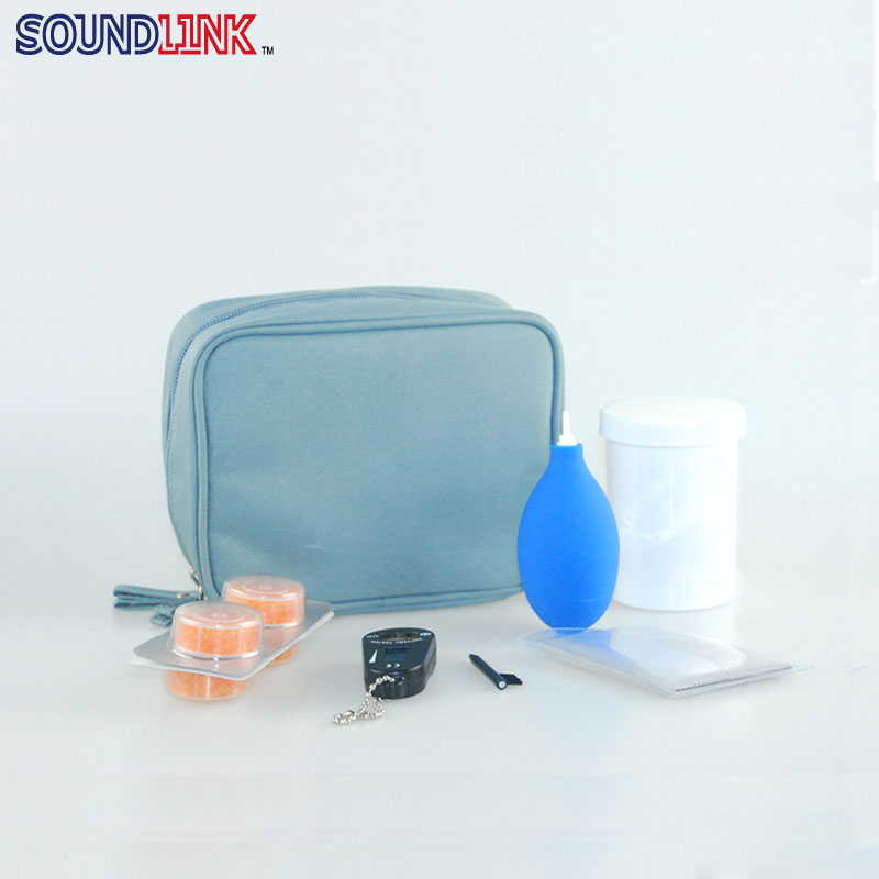 hearing aid care kit and hearing aid maintenance kit from SOUNDLINK