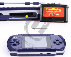 children game console 3.2 inch Handheld Game Player for fc 8 bit for fc with 300 classic