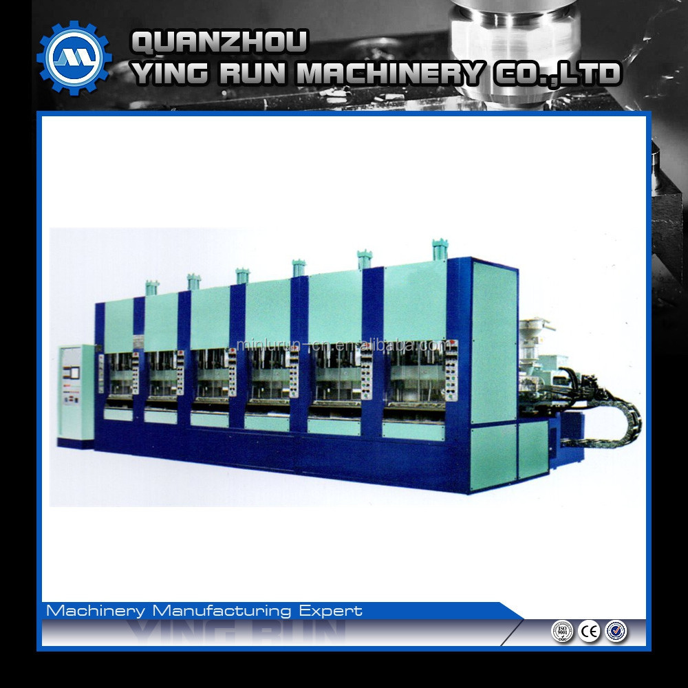 Automatic Two Colors EVA Shoes crocs slippers Injection Molding Machine