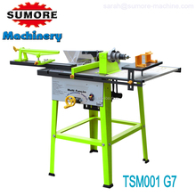 sliding table saw TSM001 G7 rexon table saw