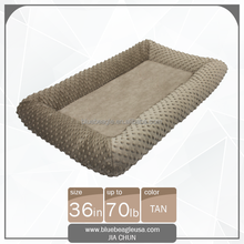 "Pet Supplies 36"" Plush Luxury Dog Bed"