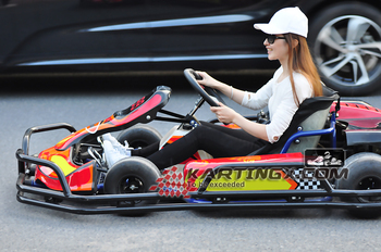 2017 Heavy Duty Racing Go Kart Car Prices Adult Pedal Go