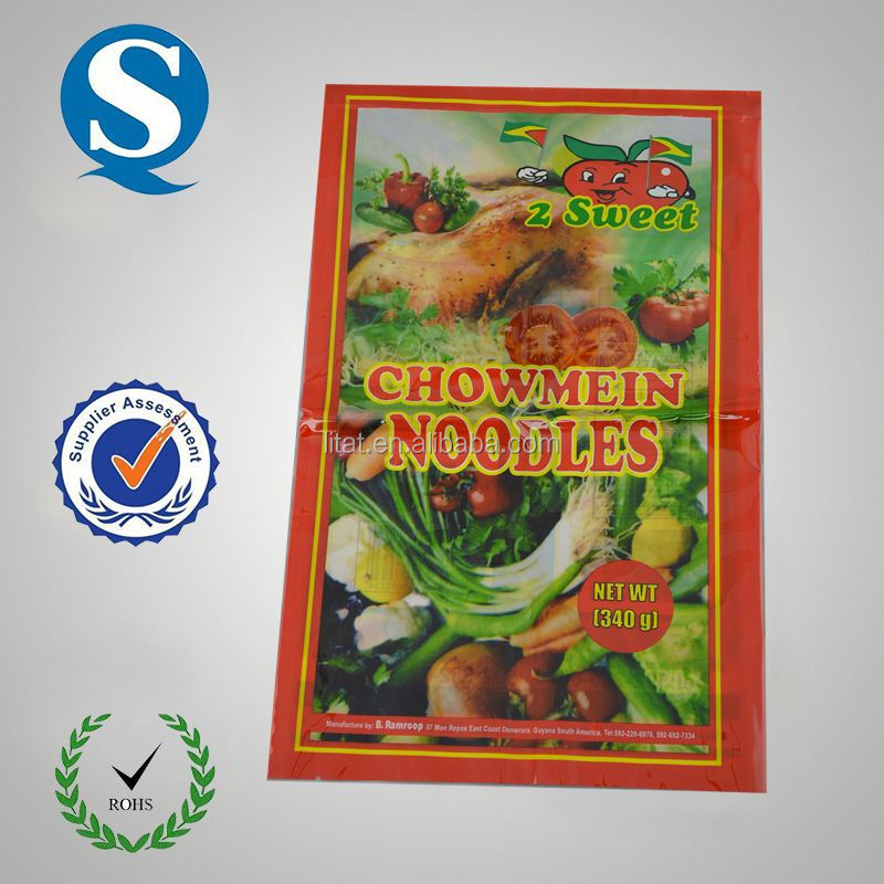 spout pouch /eco friendly plastic bags for food packing china manufacturer