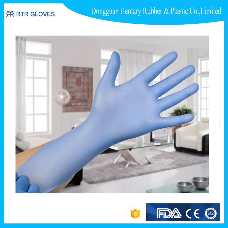 Disposable bulk nitrile gloves manufacturer