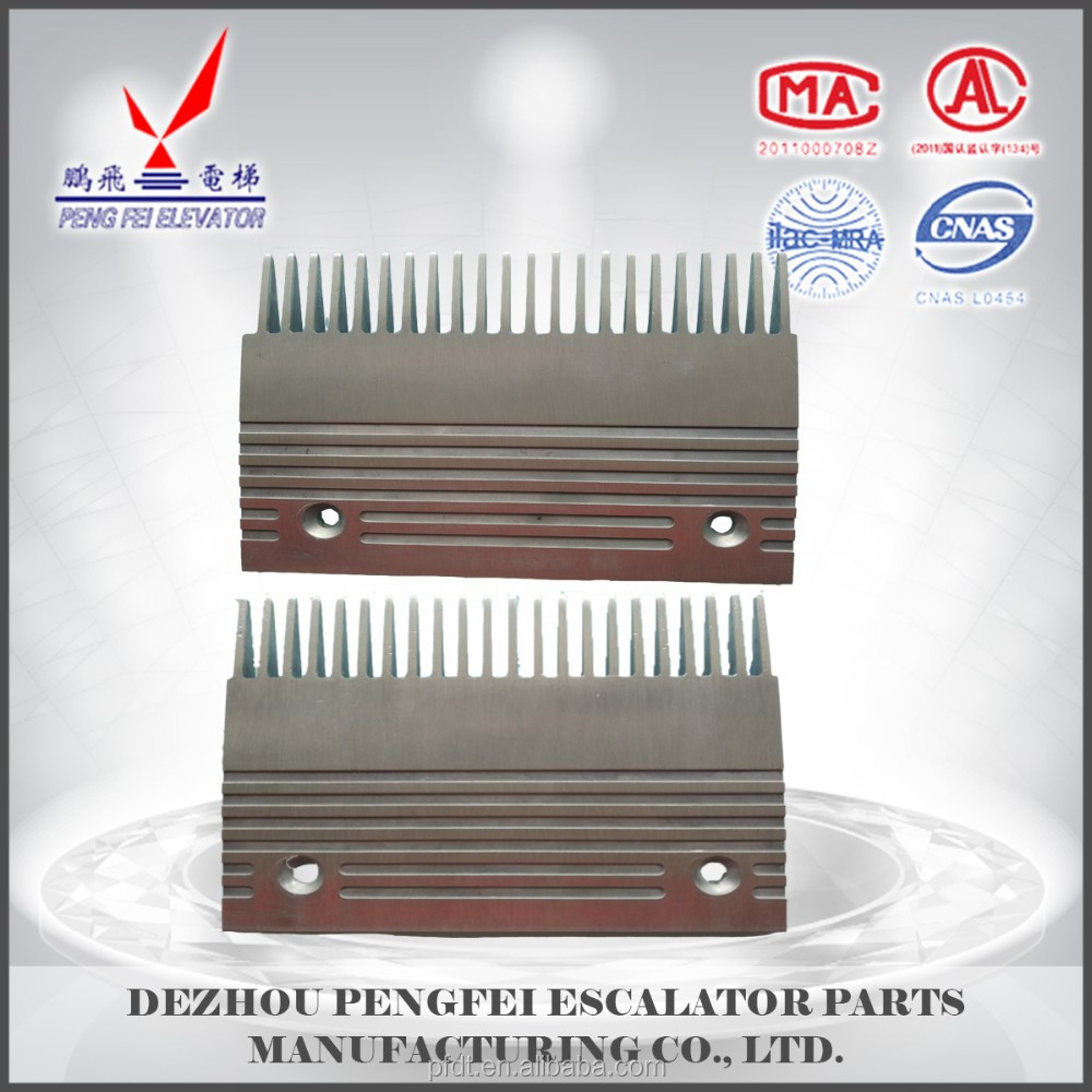 PENGFEI manufacture for Jiangnan comb plate with aluminum
