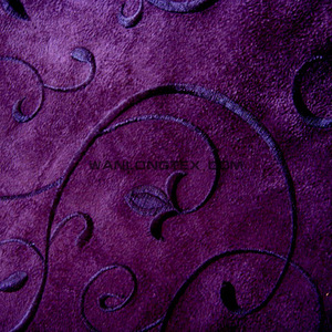cation embroidery upholstery suede