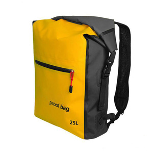 fashion high quality outdoor swimming waterproof travel dry pvc backpack