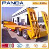 Factory Customized Low Bed Truck Trailer/Extendable Semi Trailer For Wind Blade