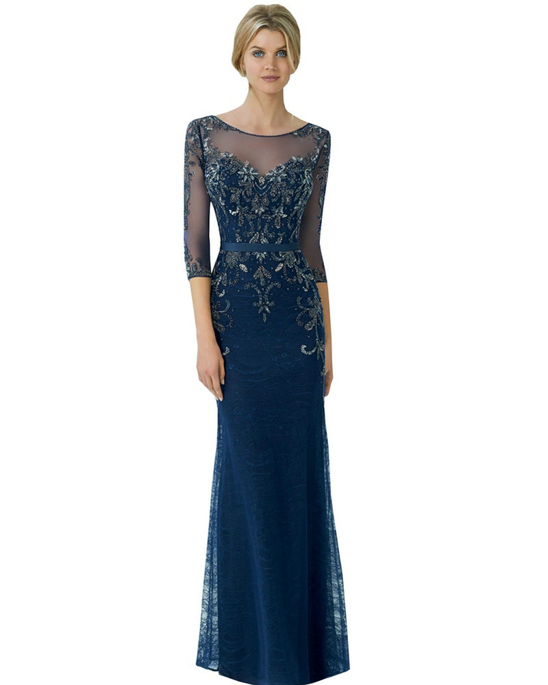 ab48a6bed0f48 Cheap Mother Of The Bride Dresses Navy Blue - raveitsafe