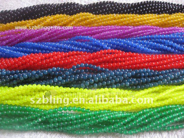Wholesale gemstone drop for making earring,dyed color jade teardrop bead