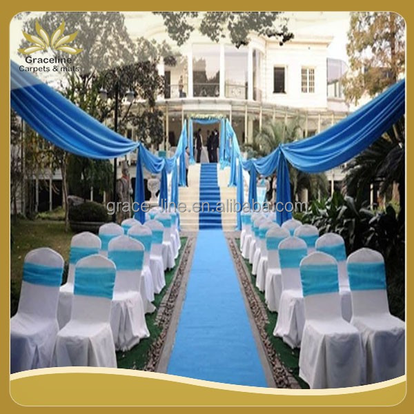 nonwoven exhibition carpet used in wedding places