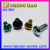 Taiwan Fasteners Flat Head Phillips Colored Screws
