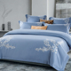 Soft Latest Design Wholesale Bed Sheet King Size Bed Cover Set