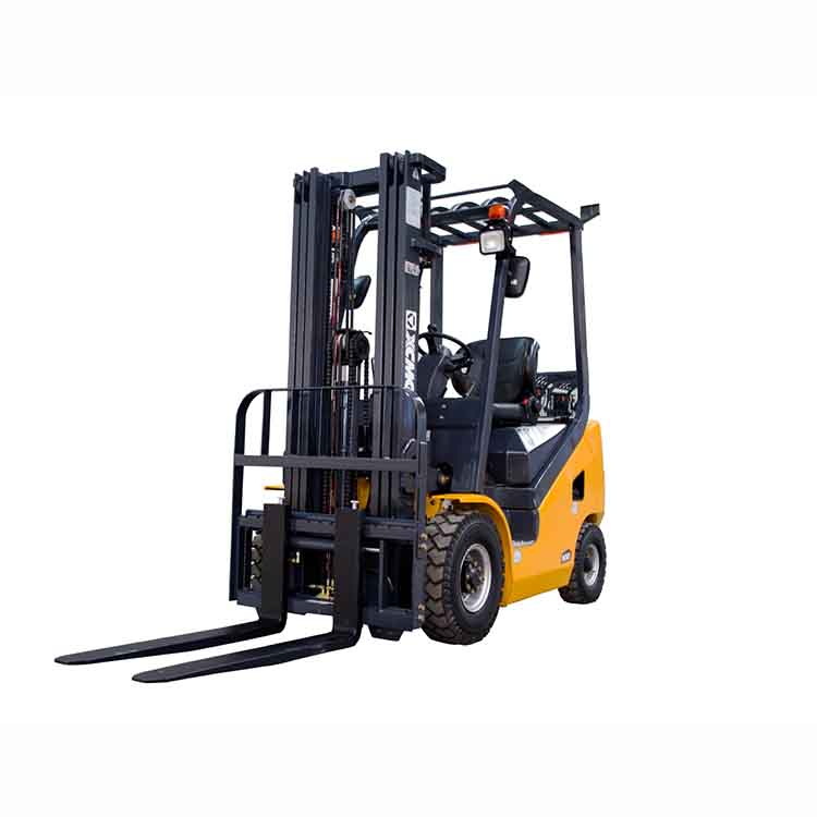FD80T forklift used paper roll clamp forklift gearbox