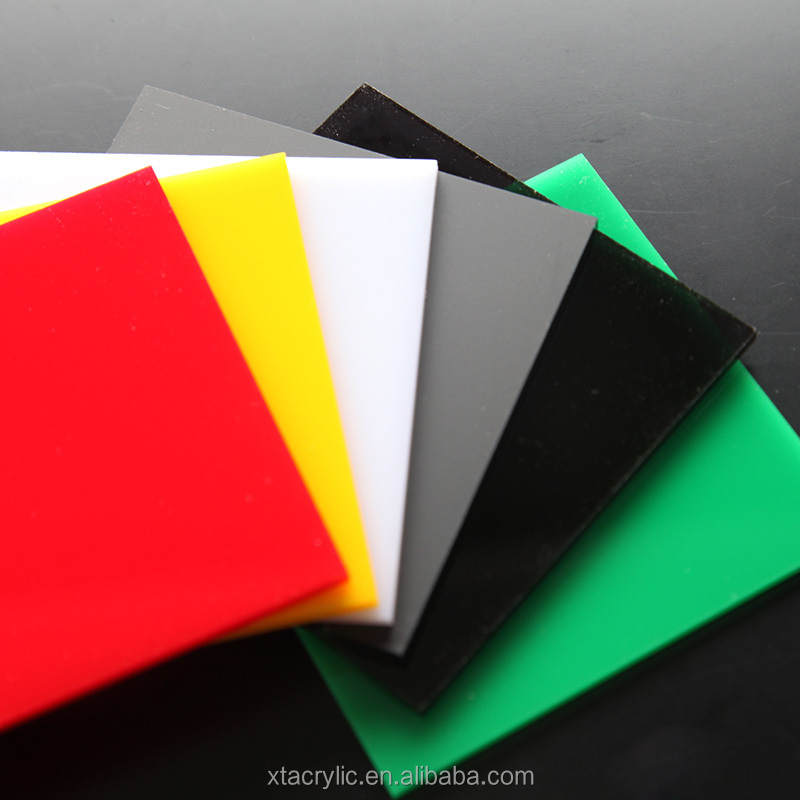 Cast Opaque Acrylic Sheet/Opaque Plexiglass Sheet/Opaque Plastic Acrylic Sheets