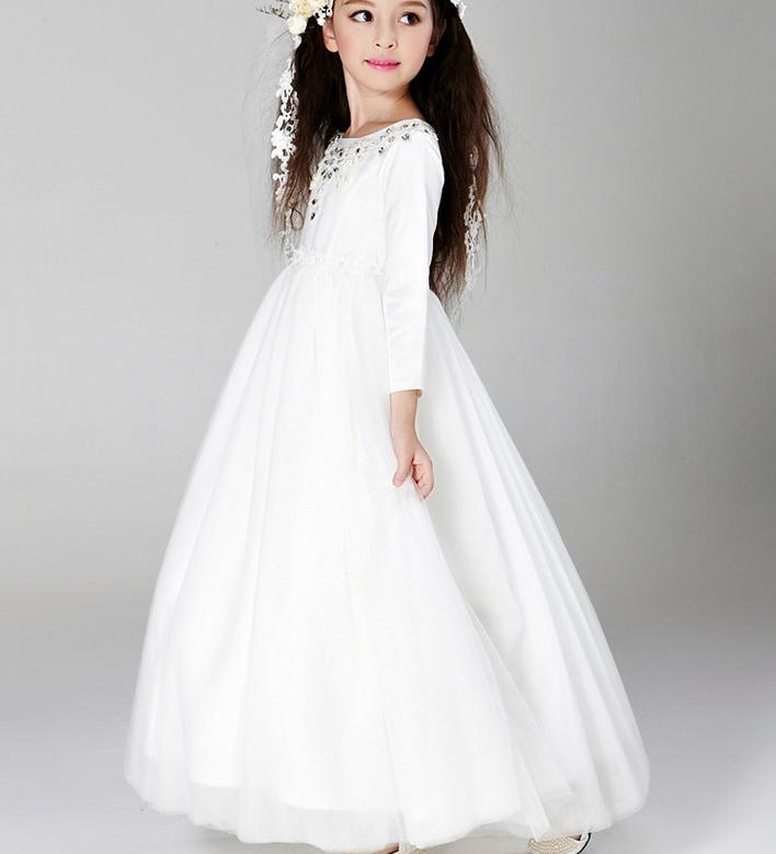 Charmant Weiße Kleider Für Hochzeit Probe Bilder - Brautkleider ...