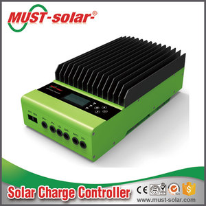 High capacity solar charge controller circuit mppt solar charge controller 45A 60A 80A