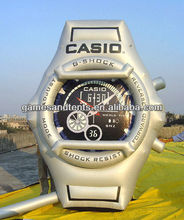 New design advertising inflatable watches for sale F7003