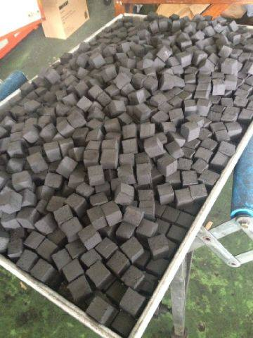 Cube Coconut Charcoal