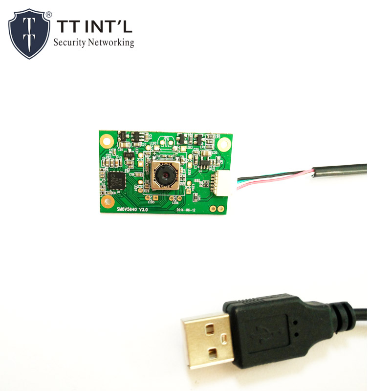 2MP OEM USB Camera Module USB UVC Board Camera