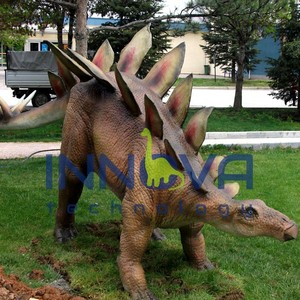 Zigong made realistic animatronic dinosaur model