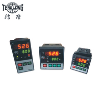 TTC-100 digital programmable industrial intelligent fahrenheit PID temperature controller temperature instruments