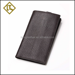 Advanced amazing beauty custom made brand chain wallet for men