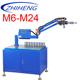 M6-M24 electric automatic tapping machine for automobile parts nut tapping threading machine