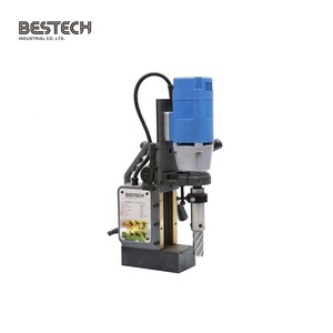 100mm travel portable magnetic drill machine with competitive price MAB35