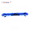 Ambulance lighting blue police led emergency lightbar with police siren