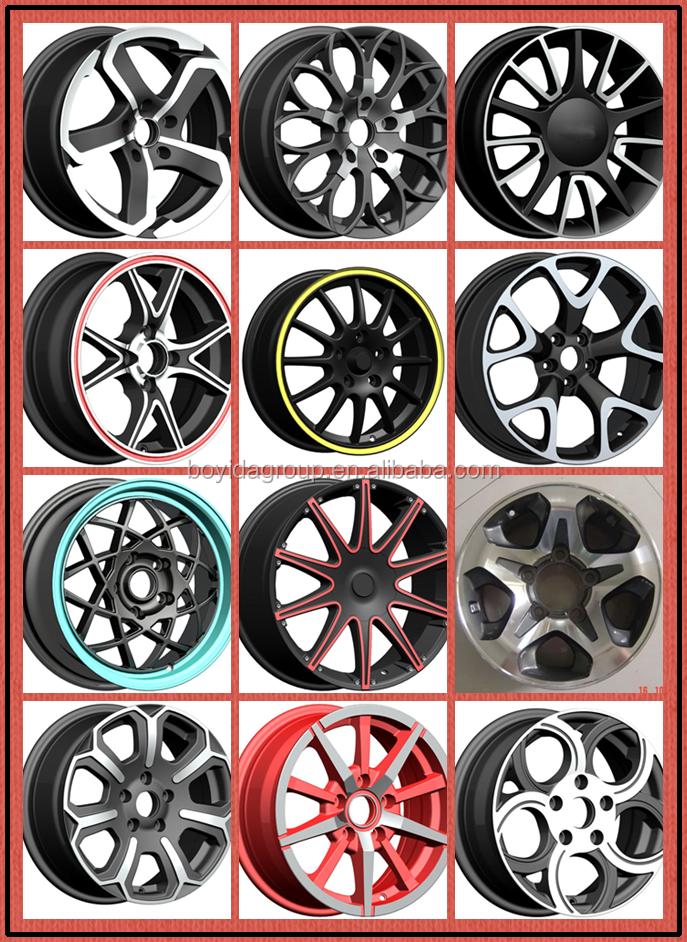 Car Alloy Wheels 4 Hole 8 Hole 5x112/114.3 On Sale A482