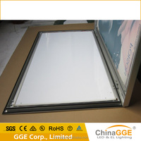 Sign base led edge lit water-resistant LIGHTING board for outdoor advertising