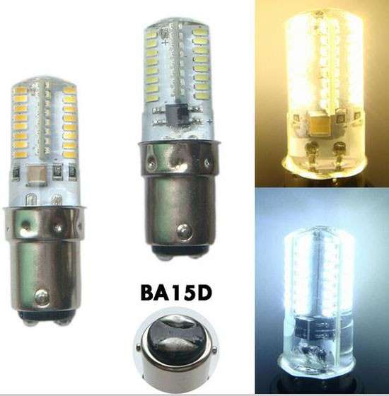 110v Ba15d Led Bulb For Sewing Machine 3w Replace 20w