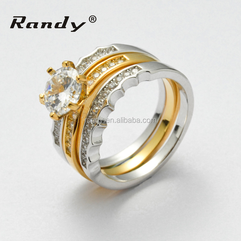 Latest Gold Ring Designs For Girls 3 Carat Diamond Wedding Ring ...