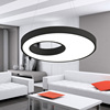 Decorations Home New Arrivals 2018 Contemporary Simple Assembly Modern LED Aluminum Pendant Lights