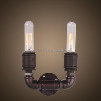 Candle Shaped Wall Lights : Two Candle Shape Vintage Scone Led Wall Light - Buy Led Wall Light,Wall Mount Led Light,Vintage ...