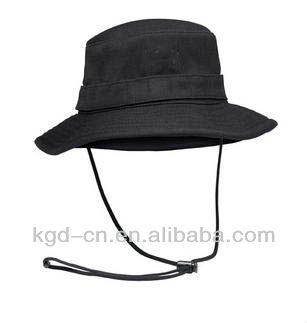 Popular Cool Bucket Hats Plain With Tied String Buy Bucket Hat