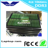 Factory price desktop/laptop 4gb ram ddr3 1066mhz in good condition