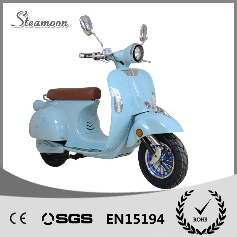 high quality electric motorcycle e scooter popular in Europe with EEC