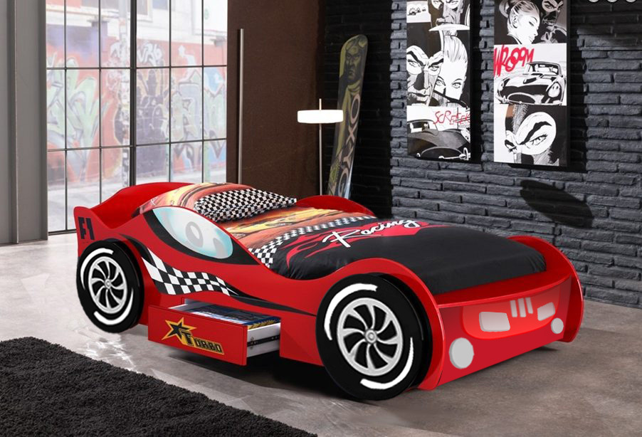 kids race car beds lovely kid bed children car bedcb 1152
