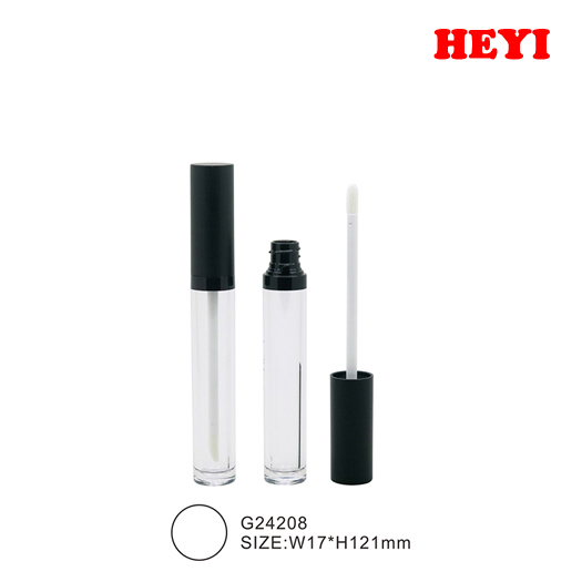 Classic design wholesale clear bottle lip gloss <strong>tube</strong>
