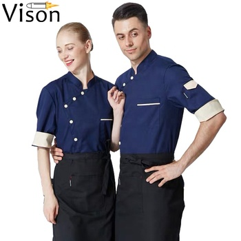 chef clothing chef coat / jacket CHEF COAT UNIFORM western restaurant uniform