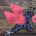 Leopard Print bikini bottoms Tassel bikini top Swimwear women maillot de bain Sexy Brazilian Bikini Bathing