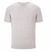 China Wholesale Men TShirt White Short Sleeve Bamboo V-Neck T-Shirts