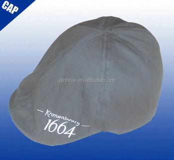100 Cotton Twill Mens Duckbill Cap - Buy Duckbill Cap a9a8d77a152