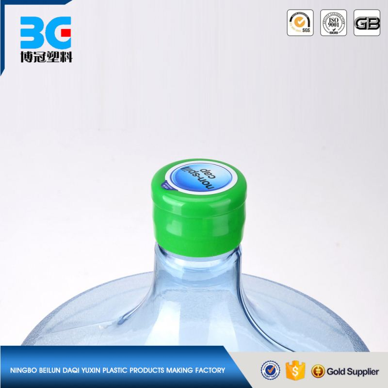 BPA free 3 gallon 11.34 litres PC plastic pure water bottle