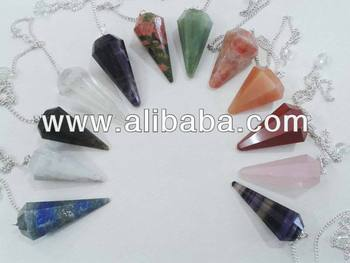 Crystal Healing Pendulums Metaphysical Products - Buy 'reiki Healing  Crystal Pendulum' Product on Alibaba com